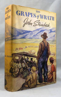 GRAPES OF WRATH by Steinbeck John - First Edition - 1939 - from Buddenbrooks, Inc. (SKU: 26543)