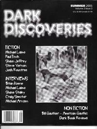 image of Dark Discoveries: Summer 2005