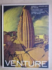 image of Venture ThTraveller's World. June 1964. Vol. 1. No. 1. Greece / New York / Tokyo.