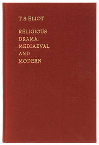 image of Religious Drama: Mediaeval and Modern.