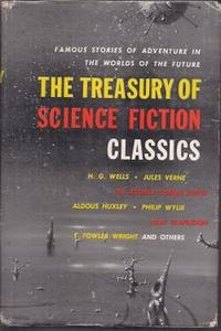 "THE TREASURY OF SCIENCE FICTION CLASSICS (""The Maracot Deep""; ""Round the..."