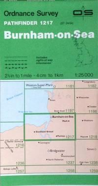 Burnham-on-Sea Pathfinder map sheet 1217