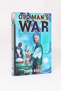 Old Man's War by John Scalzi - 1st Edition - 2005 - from Hyraxia and Biblio.com