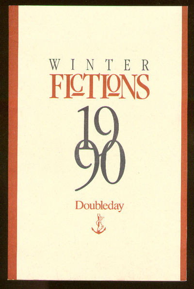 New York: Doubleday, 1990. Softcover. Fine. Advance Excerpt. Fine in wrappers. Excerpts from Valerie...