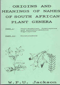 Origins and Meanings of South African Plant Genera