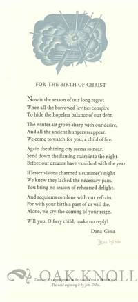 FOR THE BIRTH OF CHRIST