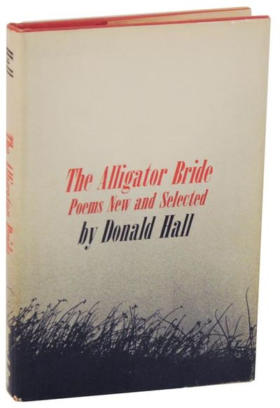 New York: Harper & Row, 1969. First edition. Hardcover. Poet and critic Ralph J. Mills Jr.'s copy wi...