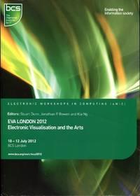 image of EVA London 2012: Electronic Visualisation and the Arts