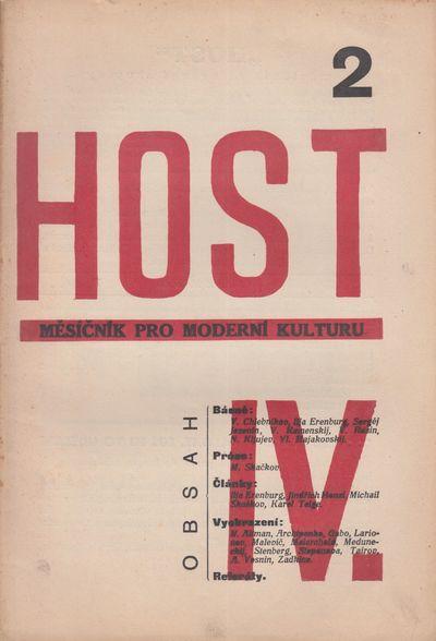 Host: m�si�ník pro moderní...