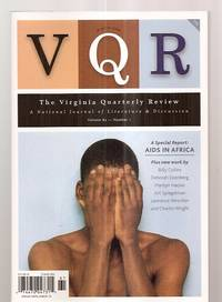 image of The Virginia Quarterly Review: a National Journal of Literature and  Discussion Winter 2006