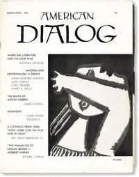 American Dialog. Vol. 3, no. 1 (Mar-Apr 1966)