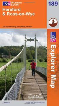 Hereford and Ross-on-Wye (OS Explorer Map) by Ordnance Survey - Paperback - from World of Books Ltd and Biblio.com