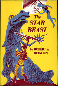 THE STAR BEAST by  Robert A Heinlein - First edition - [1954] - from John W. Knott, Jr., Bookseller, ABAA/ILAB and Biblio.com