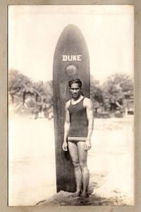 [1920s Hawaii photo album with The Big Kahuna content.]