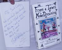 image of From a Town Now Dreaming: a novel [inscribed and signed]