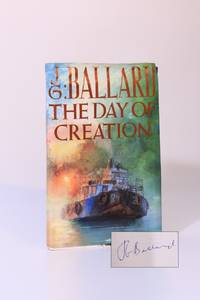 The Day of the Creation by J.G. Ballard - Paperback - Proof - 1987 - from Hyraxia (SKU: 8115)