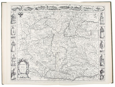 Amsterdam: Theatrum Orbis Terrarum, 1966. Folio. Introduction by R. A. Skelton. with small inked sta...