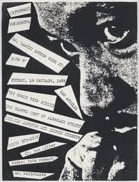 [Handbill]: Cityspace Remembering Dr. Martin Luther King Jr.