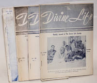 The Divine Life: Monthly journal of the Divine Life Society [four issues]