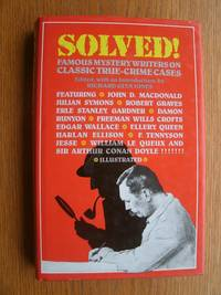 image of Unsolved! Famous Mystery Writers on Classic True-Crime Cases