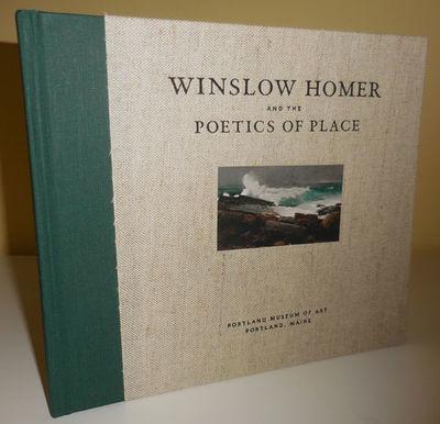 Portland, ME: Portland Museum of Art, 2010. First edition. Cloth. Near Fine. Oblong clothbound book....