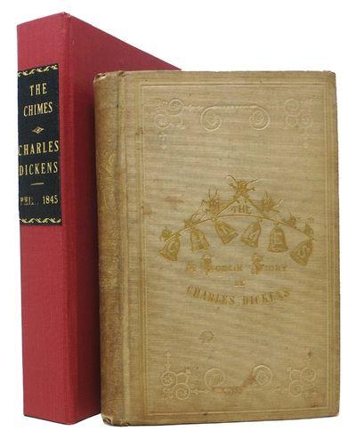 Philadelphia: Lea and Blanchard, 1845. 1st edition thus (Smith AMERICAN, p. 55). White linen cloth b...
