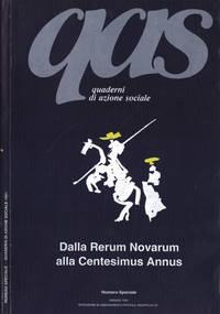 QAS Quaderni di azione sociale. Numero speciale 1991