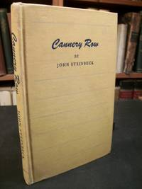 Cannery Row by  John Steinbeck - First Edition - 1945 - from Arizona Book Gallery (SKU: 048473)