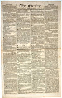 image of Moreton Bay release of 57th Regiment prisoners, article in 'The Courier' newspaper