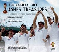 The Official MCC Ashes Treasures by Bernard Whimpress - Hardcover - from World of Books Ltd (SKU: GOR006014446)
