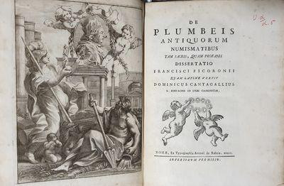 De Plumbeis Antiquorum Numismatibus...