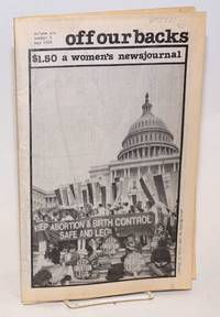 image of Off Our Backs: a women's news journal; vol. 19, #5, May 1989