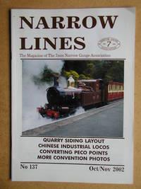 Narrow Lines. No. 137. Oct/Nov 2002. The Magazine of the 7mm Narrow Gauge Association.