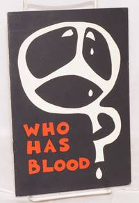image of Who has blood? poems