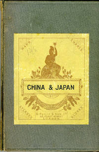 Stanford's Map of China and Japan with the adjacent parts of The Russian Repubcs. India, Burma & c.