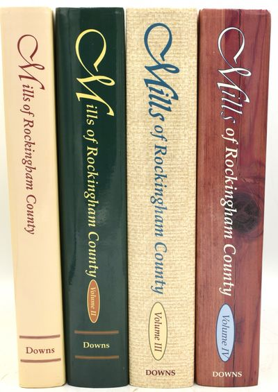 Harrisonburg-Rockingham Historical Society, 2003. First Edition. Pictorial Boards. Near Fine binding...