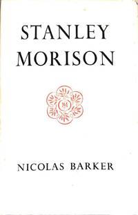 image of Stanley Morison.