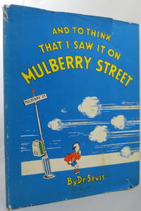 AND TO THINK THAT I SAW IT ON MULBERRY STREET (DJ protected by a brand  new, clear, acid-free...