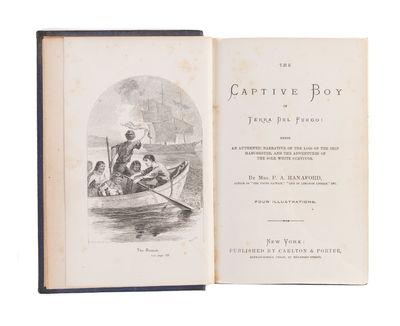 The Captive Boy in Terra del Fuego.