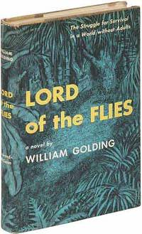 Lord of the Flies by  William GOLDING - First Edition - 1955 - from Between the Covers- Rare Books, Inc. ABAA and Biblio.com