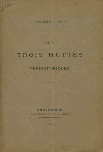 Draguignan, France: Imprimerie C. et A. Latil, 1904. First edition. Paper wrappers. A very good copy...