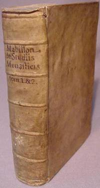 Tractatus De Studiis Monasticis in Tres Partes Distribitus