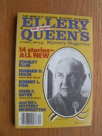 Ellery Queen's Mystery Magazine October 6, 1980