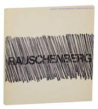 image of Robert Rauschenberg: Prints 1948 / 1970