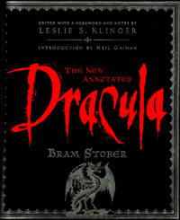 THE NEW ANNOTATED DRACULA ( Signed & Dated with ARC )