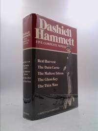 image of Dashiell Hammett : Five Complete Novels