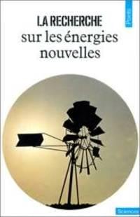 'la Recherche' Sur Les Énergies Nouvelles