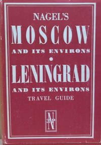 image of Moscow and Environs, Leningrad and Environs