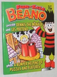 Fun-Size Beano No.91. Dennis the Menace in 'Driven Crazy!', Les Pretend 'Soots...