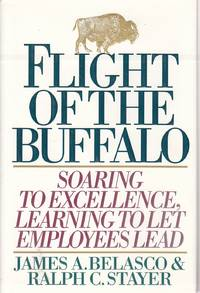 image of Flight of the Buffalo Soaring to Excellence, Learning to Let Employees Lead